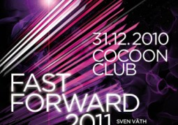 Fast Forward 2011 au Cocoon Club pour le Nouvel An