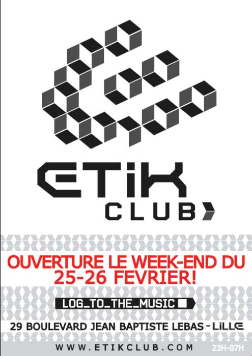 Etik Club Opening