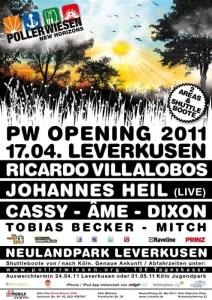 Lancement de la saison PollerWiesen 2011 ce 17 avril à Leverkusen