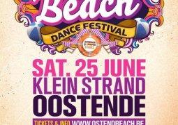 Deuxième édition du Ostend Beach Festival ce samedi 25 juin 2011