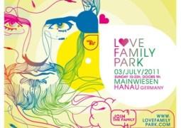 Le Love Family Park 16ième édition, le 3 juillet 2011