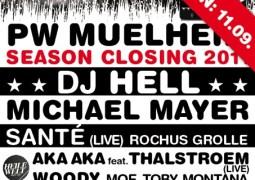 ollerWiesen 2011, Season Closing le 11 septembre