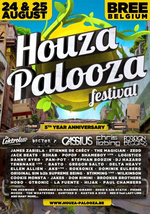 Houza-Palooza 2012