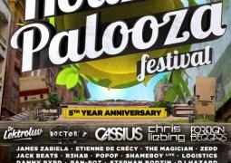 Le festival Houza-Palooza dévoile son line up complet
