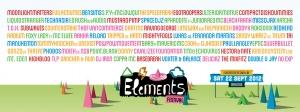 Elements Festival 2012