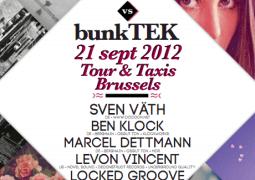 Silo vs bunkTEK au Tour & Taxis le 21 septembre + concours
