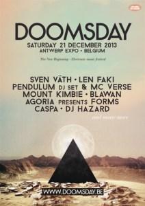 Doomsday Festival 2013