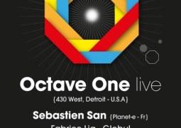 Flashback avec Octave One, 14 décembre au Rockerill