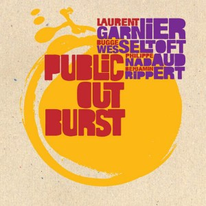 Laurent Garnier - Public outburst - F Communications