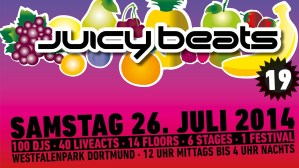 Aftermovie - Juicy Beats Festival 19 (2014)
