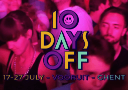 Teaser - 10 Days Off 2014