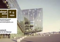 Teaser - Sónar Reykjavík 2014