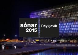 Teaser - Sónar Reykjavík 2015