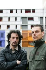 Sub Space aka Julien & Gonzague