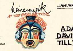 Till von Sein at Keinemusik Stage at BPM Festival 2015