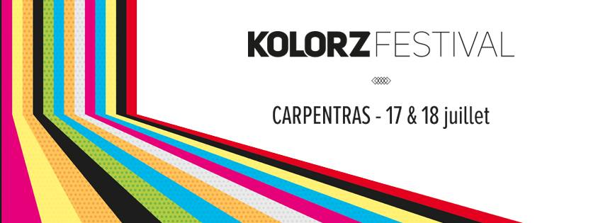Kolorz Festival France 2015