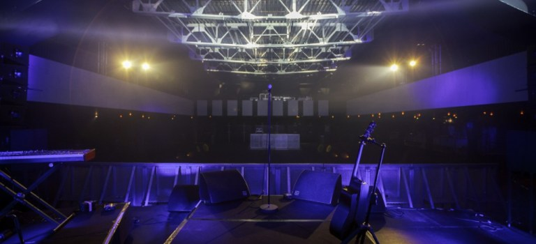 Salle de La Madeleine à Bruxelles