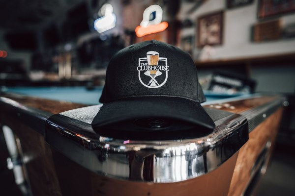 The Clubhouse Camarillo Sports Bar and Grill Black Hat
