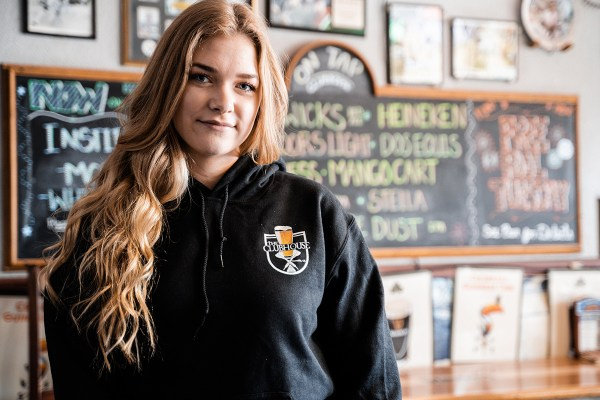 The Clubhouse Camarillo Sports Bar and Grill Hoodie front