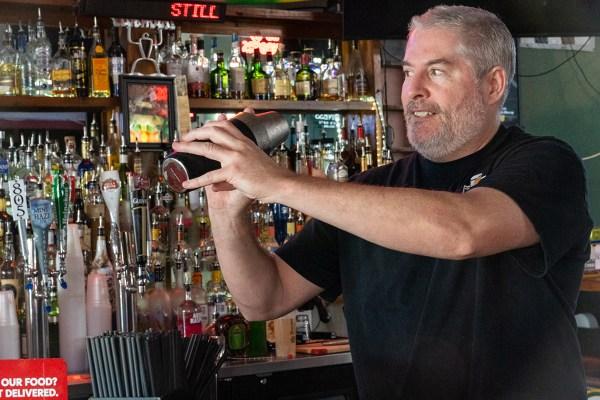 The Clubhouse Camarillo Sports Bar and Grill T-Shirt Matt Kearns