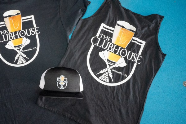 The Clubhouse Camarillo Sports Bar and Grill Tank Top