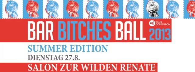bar bitches ball