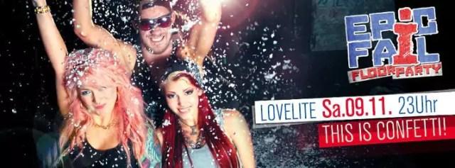 lovelite party