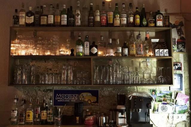 MORITZ bar berlin Barregal