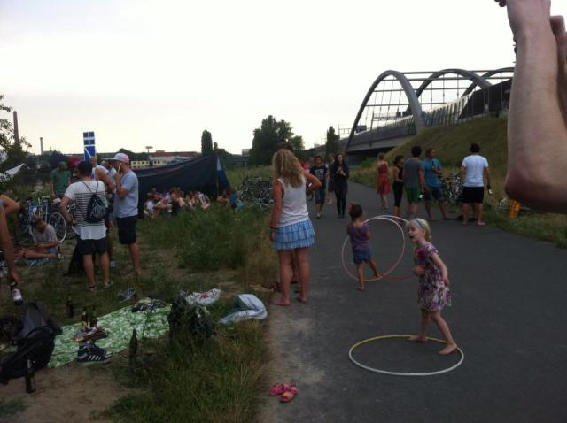 circles open air berlin