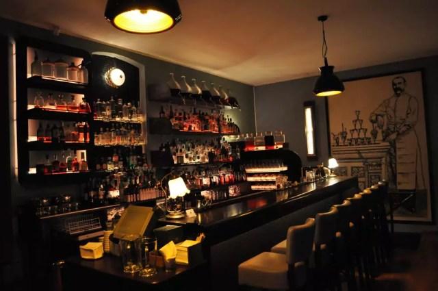Limonadier Bar Berlin - THE CLUBMAP