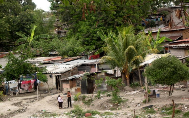 Honduras slum Traveling Solo to the Murder Capital of the World