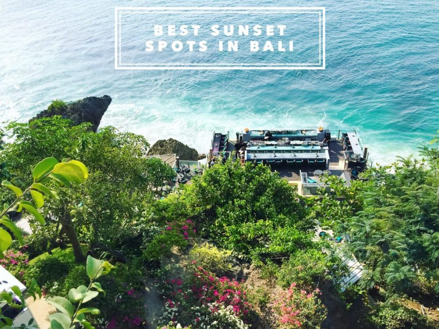 Best Bali Sunset Spots