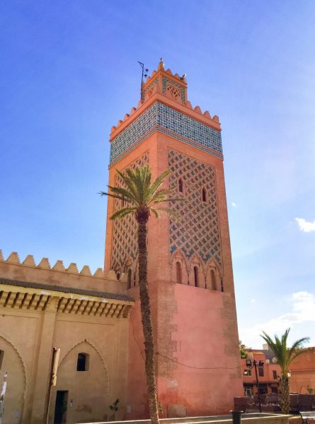 Morocco Mosque - 48 Hours in Marrakesh Guide