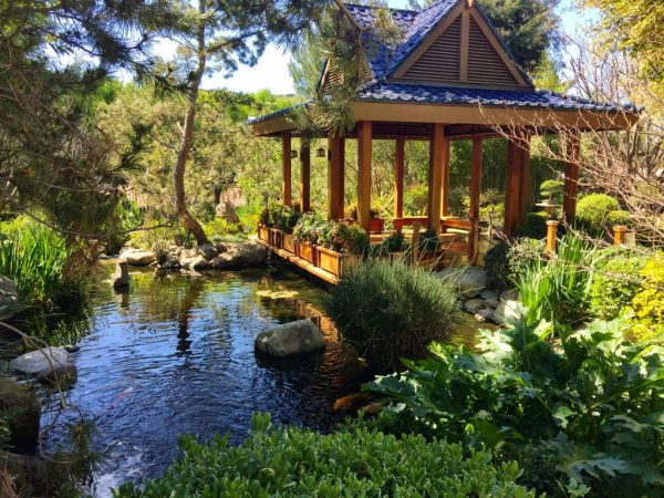 Gardens of the World in Conejo Valley