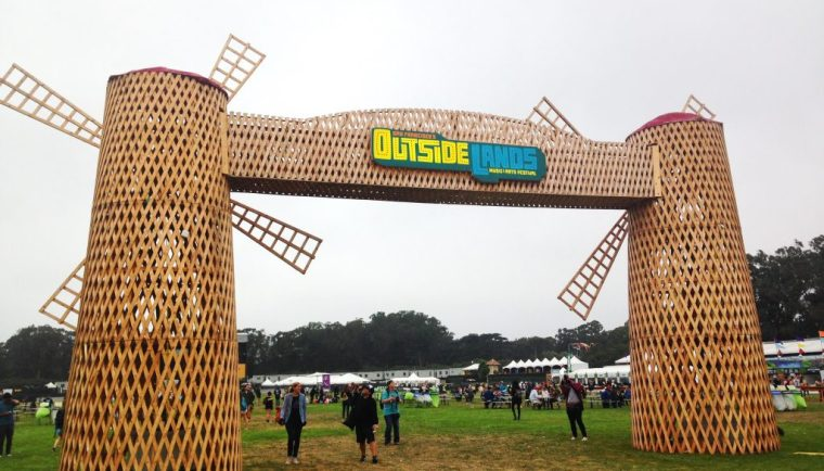 Outside Lands Survival Guide