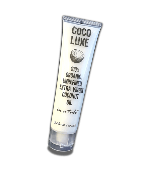 Clumsy Traveler Giveaway; Coco Luxe Organic Coconut Oil in a Tube