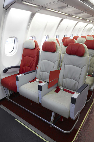 Best Travel Gift Ideas; Create a space airplane divider
