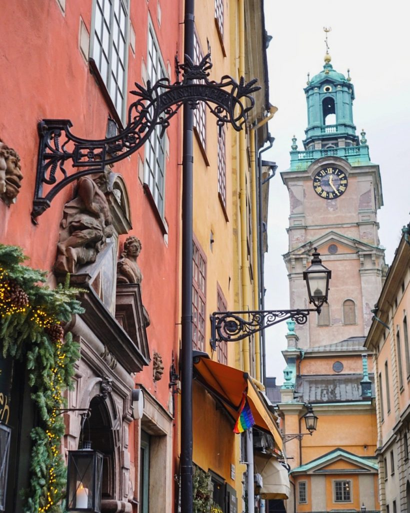 Things You Have To Do in Stockholm; Old Town Gamla Stan