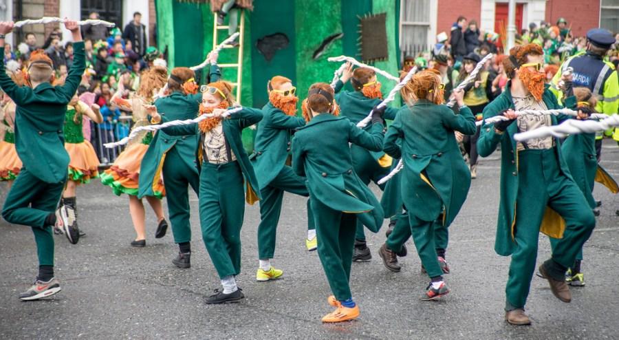 Best Festivals Around the World; St Patrick's Day