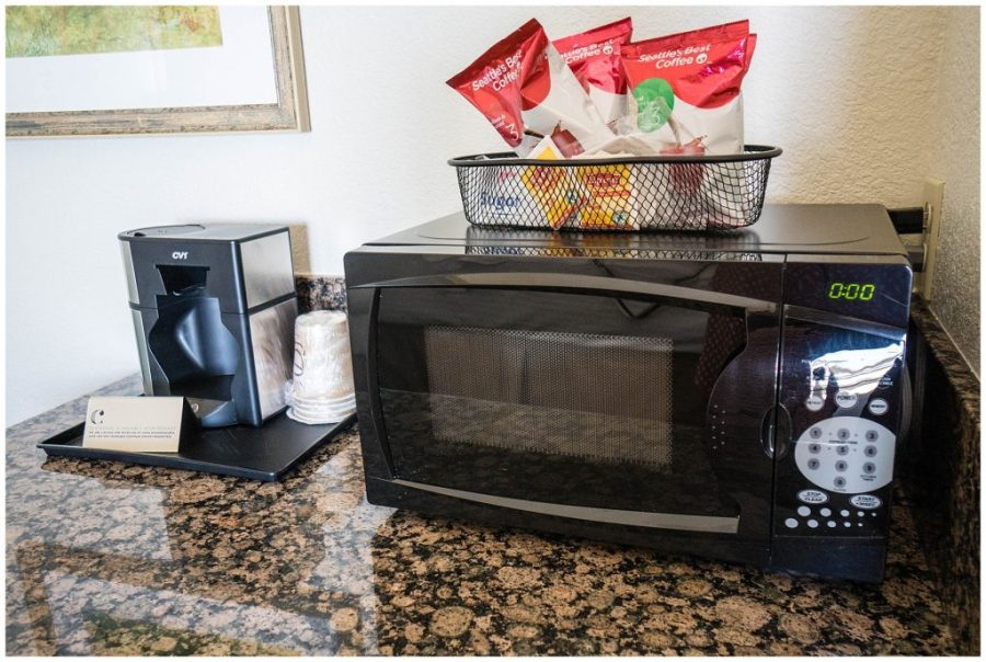 Staying at The Inn at The Cove; hotel amenities