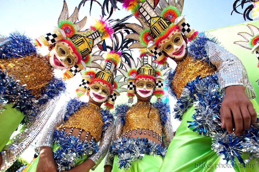 Best Festivals Around the World; Masskara Festival