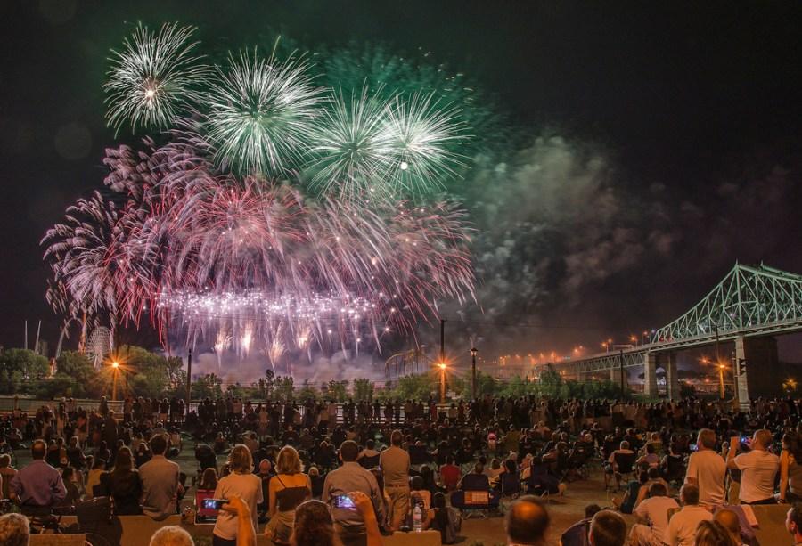 Best Festivals Around the World; L'International des Feux Loto