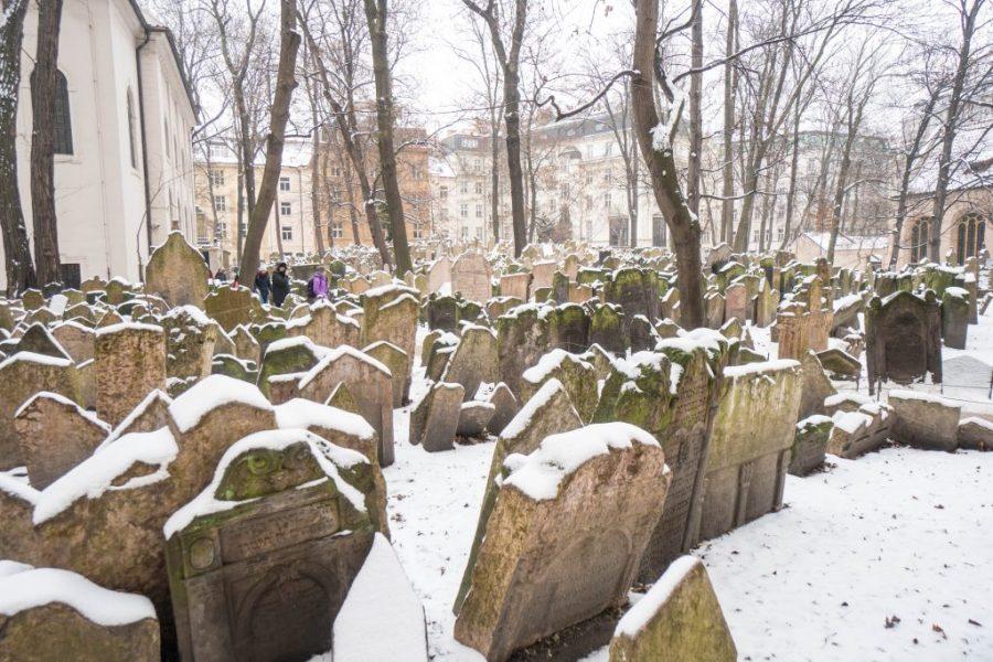 48 Hours in Prague; Jewish Cemetery