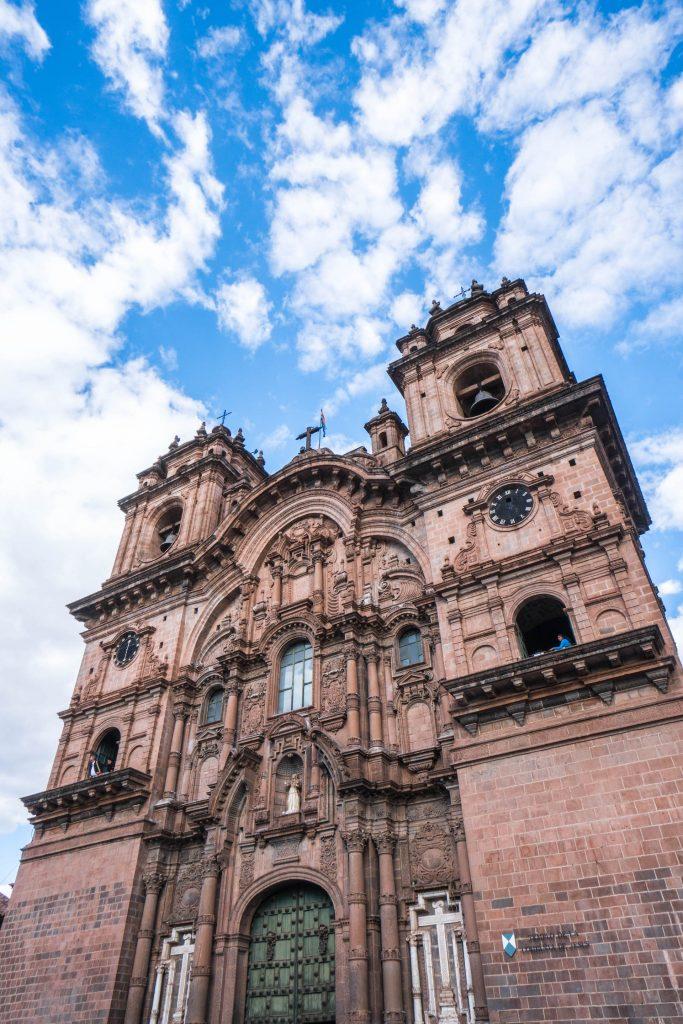 Novotel Cusco; exterior Plaza de Armas