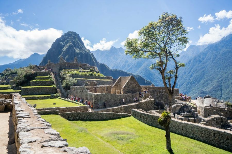 Machu Picchu's new entrance regulations