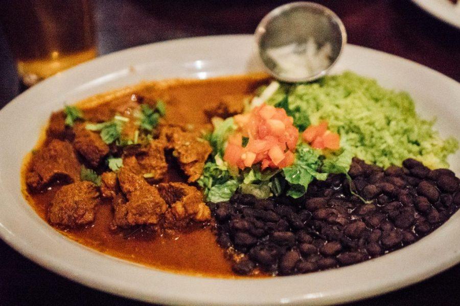 24 hours in Santa fe; La Fogata Grill Steak dinner