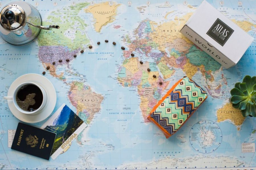 best holiday gift list; Atlas coffee from around the world