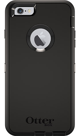 best holiday gift list; Black iphone otterbox case