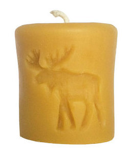 best holiday gift list; zaxbeeswax beeswax candle