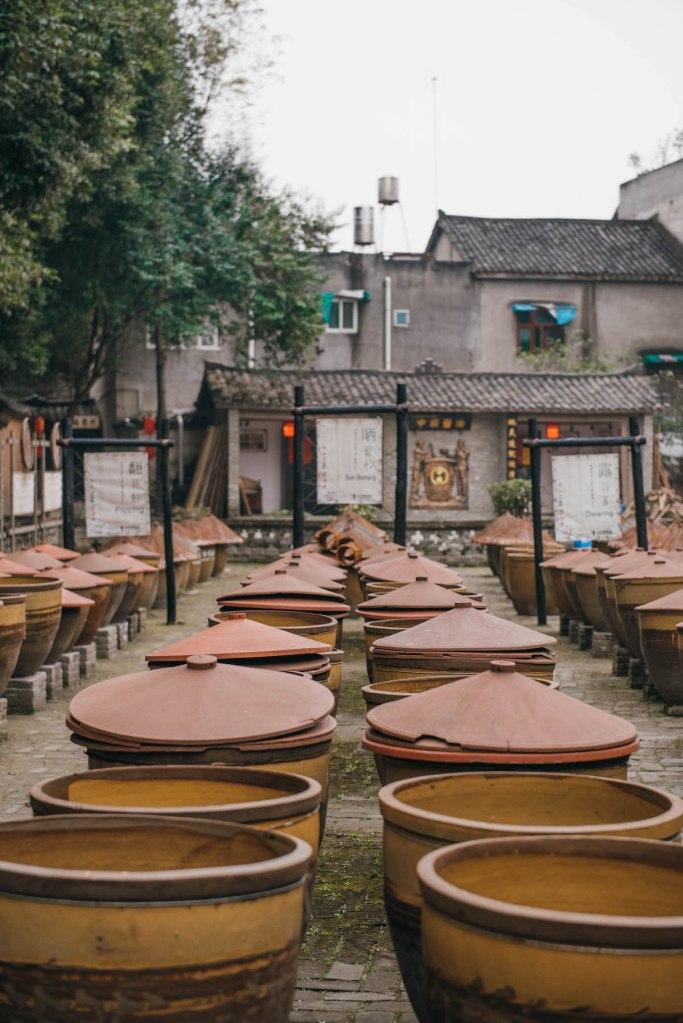 visit Chengdu China; culinary institute